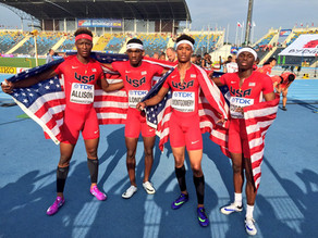 Tokyo Vision: The Effects of the Olympic Postponement on Kahmari Montgomery's Training Routine