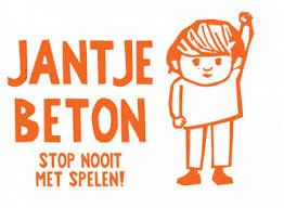 Jantje Beton collecte. Geef!