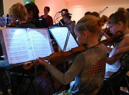 Concert in Hof van Saksen