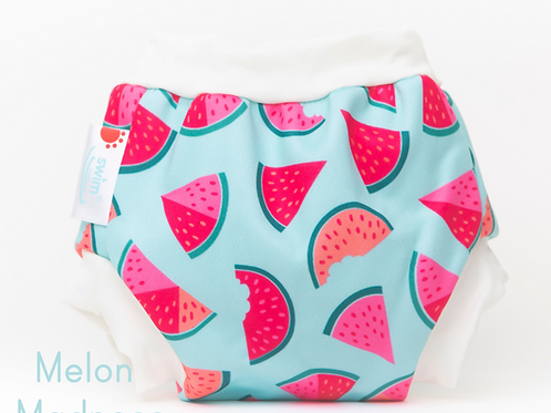 'Melon' Bambooty Swim Nappy