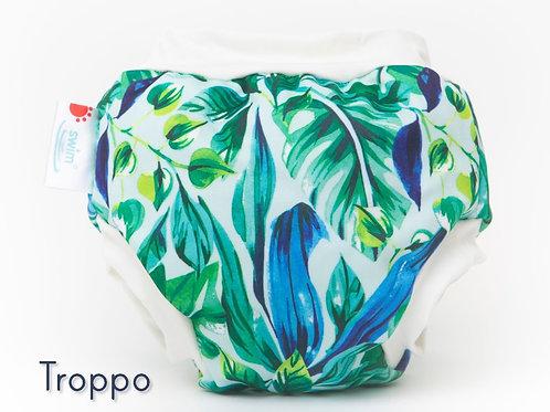 'Troppo' Bambooty Swim Nappy
