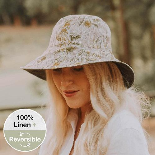 Ladies Sun Hat 'Malee-Olive'
