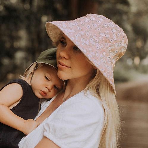 Ladies Sun Hat 'Heather-Flax'