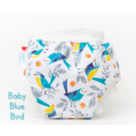 'Baby Bluebird' Bambooty Swim Nappy