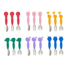 MNM Toddler Cutlery Set