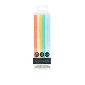 MNM Silicone Straw & Brush Set