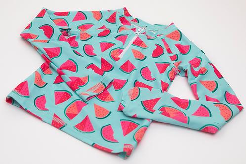 Watermelon Swim Rashie