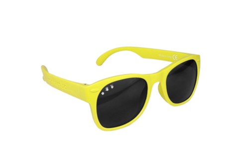 Standard 1-tone Frame 'Toddler 2-4yrs' Polarised Sunnies