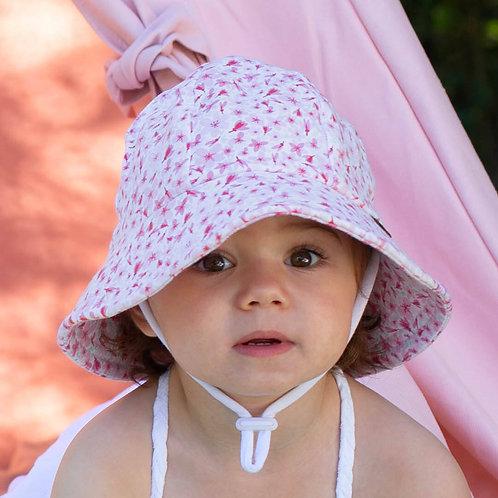 'Cherry Blossom' Baby Bucket
