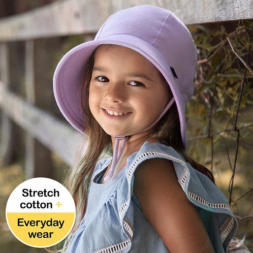 'Lilac' Kids Ponytail Bucket