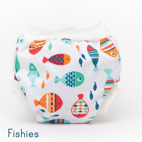 'Fishies' Bambooty Swim Nappy