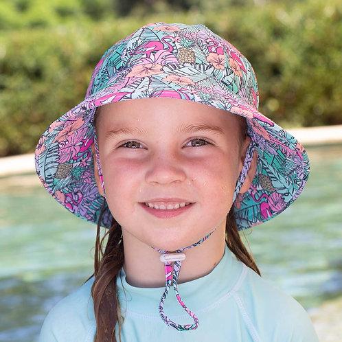 'Tropical' Swim Hat