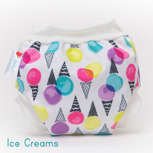 'Ice Cream' Bambooty Swim Nappy