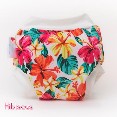 'Hibiscus' Bambooty Swim Nappy