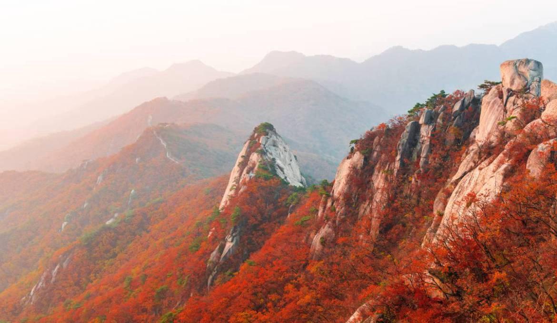 Mt. Seorak National Park