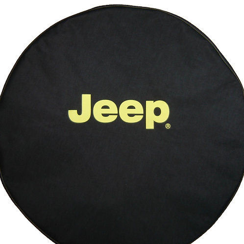 Brawny Series - Jeep Yellow Logo 30""