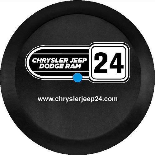 (10) Custom Printed Dealership Tire Covers
