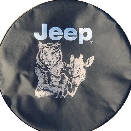 """SpareCover Brawny Series - Jeep 32"""" W Monkey"""