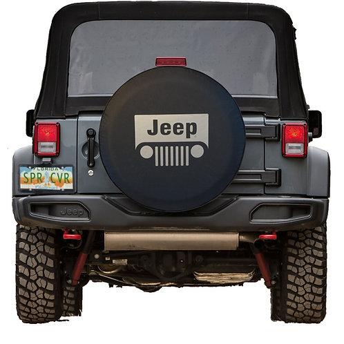 "SpareCover Brawny Series - Jeep Classic 32"""