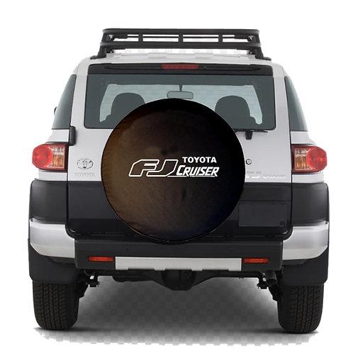 Sparecover - Toyota FJ Cruiser Tire Cover