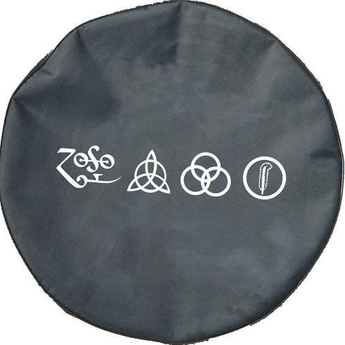 "SpareCover Brawny Series - Led Zeppelin RUNES 32"""
