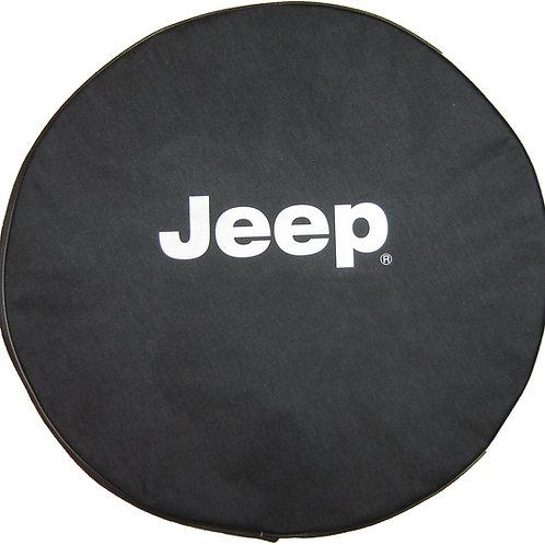 "SpareCover Brawny Series - Jeep Logo 33"""