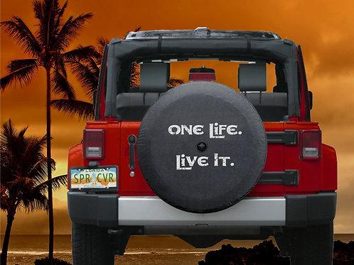 JL Wrangler One Life - Brawny Series 2018+ Jeep Wrangler