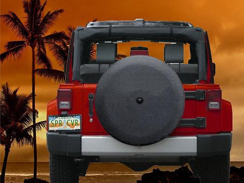 Wrangler JL - BLANK Brawny Series  2018+  Jeep jl Tire Cover