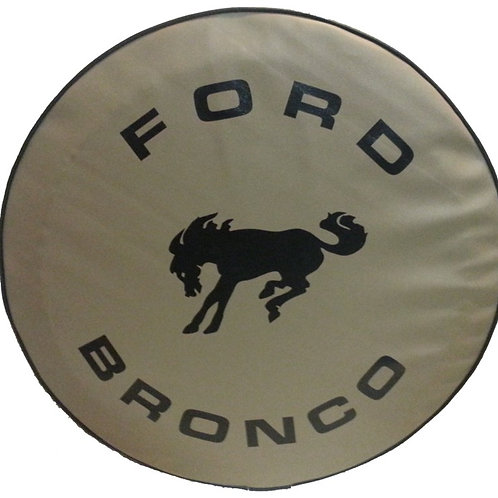 """SpareCover ABC Series - FORD BRONCO 30"""" TAN"""
