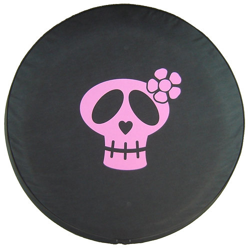 Brawny Series - Girly Skull Pink 30""