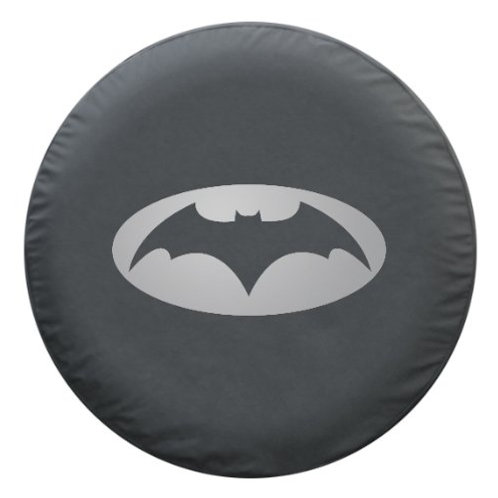 BR - Batman Modern Dark Knight - Denim Vinyl Tire Cover
