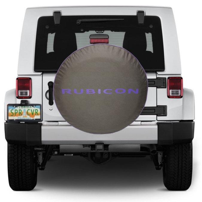 Brawny Series 2018+ Jeep Wrangler JL Tire Cover