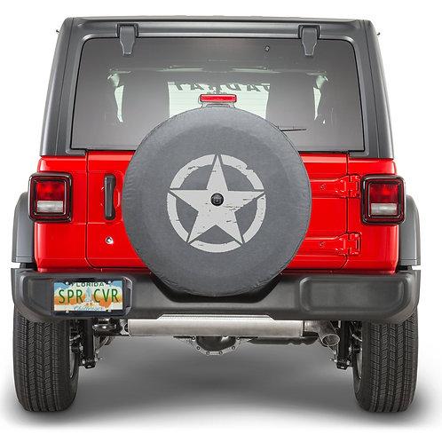 JL STAR Silver - Brawny Series  2018+  Jeep Wrangler JL - Tire Cove