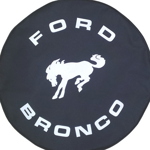 Brawny Series - Bronco Tire Cover