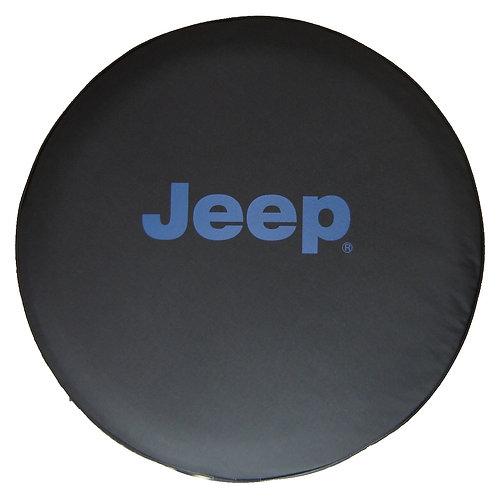 """Brawny Series - Jeep 30"""" Blue logo"""