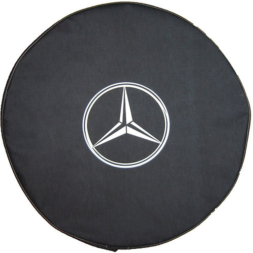 Brawny Series - Large Mercedes Benz logo