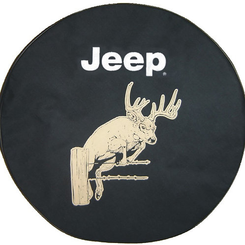 Brawny Series - Jeep 30 White Tail Buck