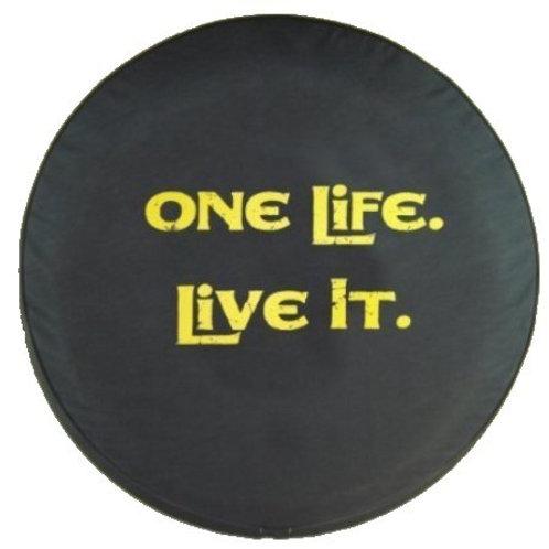 "Brawny Series - One Life. Yellow 30"""