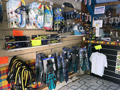 Tropicalsub Diving magasin