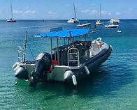 Tropicalsub Diving diving boat