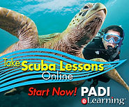 Padi eLearning Start Now Tropicalsub Diving