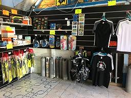 Tropicalsub Diving Padi dive shop Guadeloupe