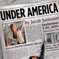 Under America by Jacob Juntunen