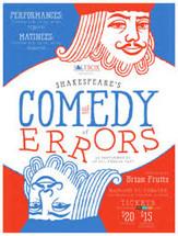 Comedy of Errors, Saltbox Theatre Collective