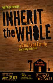 Inherit the Whole by Dana Lynn Formby
