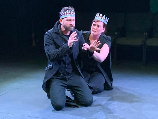 Macbeth and Lady Macbeth