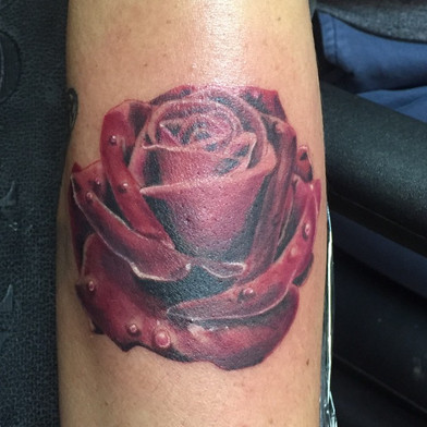 The reason why rose tattoos are so popular.