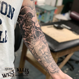 Greek Mythogy Sleeve
