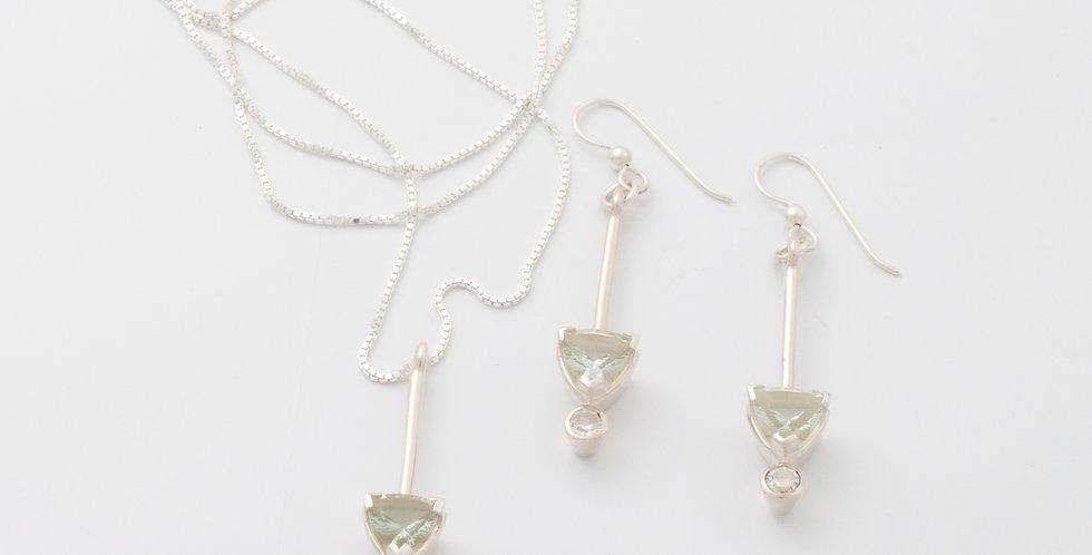 Trillion V1 pendants