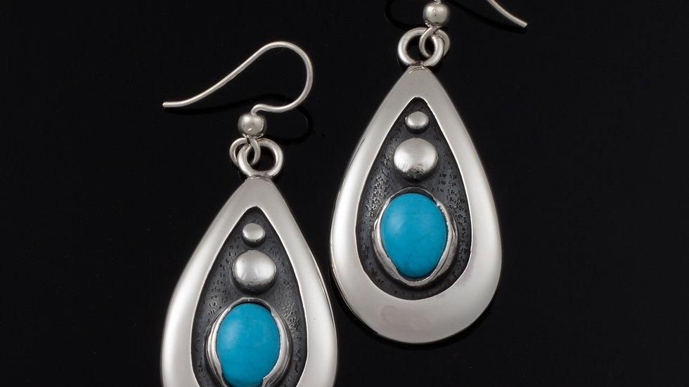 Thunderbird Sylvia Drop Earrings